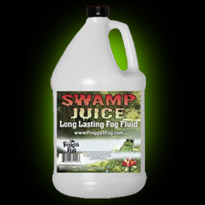 Swamp Juice -- Theatrical Fog for Tots!